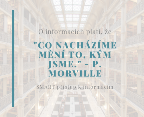Využití SMART techniky pro práci s informacemi